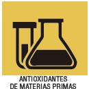 antioxidantes de materias primas